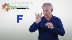 Sign Language 101 Lesson 2 - ABC's, Colors & Pronouns