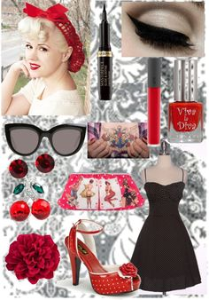 """""""Rockabilly"""" by dbeckhaus on Polyvore  Love this!"""