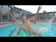 Zwembad Slowmotion