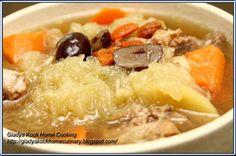 Sharkfin's Melon Soup