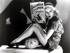 Boo! Betty Grable