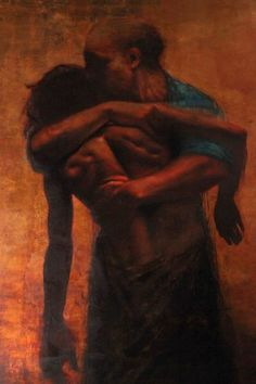 The Return of The Prodigal Son by Charlie Macksey http://www.charliemackesy.com