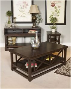Cute coffee and end tables