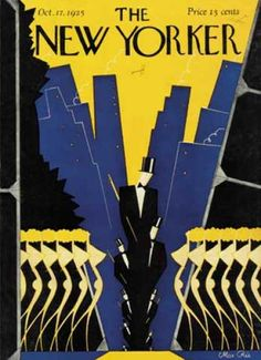 Art Deco New Yorkers