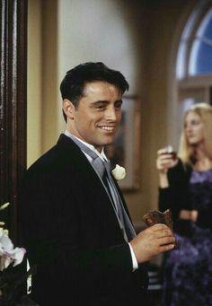 Joey Tribbiani …