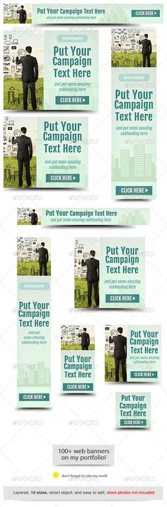 Corporate Web Banner Template PSD | Buy and Download: http://graphicriver.net/item/corporate-web-banner-design-template-46/8284829?WT.ac=category_thumb&WT.z_author=admiral_adictus&ref=ksioks