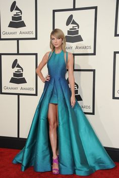 See Every Look from the 2015 Grammy Awards Red Carpet  - MarieClaire.com