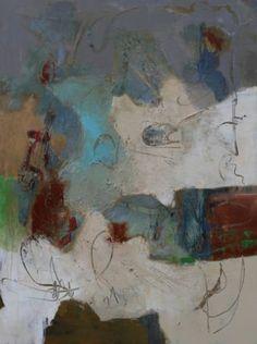 "Saatchi Art Artist Leslie Newman; Painting, ""Winter In The Woods"" #art"