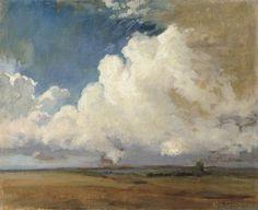 Cumulus  /   Fyodor Vasilyev · 1868-1871