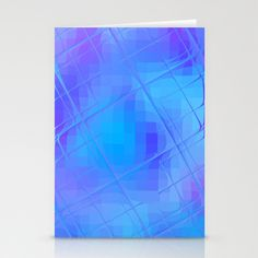 #Re-Created #Twisted SQ XL #Stationery #Cards  by #Robert #S. #Lee  - $12.00