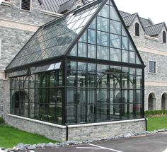 Institutional Greenhouses | College Greenhouses | Solar Innovations