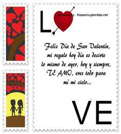 mensajes de amor y amistad para facebook,palabras de amor y amistad,pensamientos de amor y amistad: http://www.frasesmuybonitas.net/frases-para-mi-novio-por-el-14-de-febrero/
