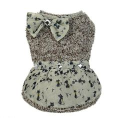 Beautiful Dog Dress in Multiple Colors