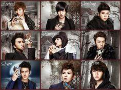 super junior | In conclusion , Super Junior won the best popular awards in 2014 ^^