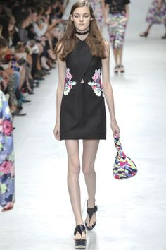 Carven SS14 by Guillaume Henry