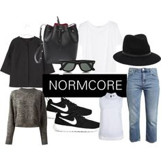 Simple normcore but good one