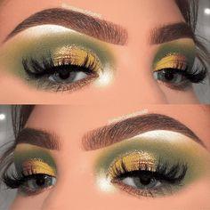 41 Looks: Makeup for St Patricks Day > CherryCherryBeauty.com [instabeautybyjess / Instagram]