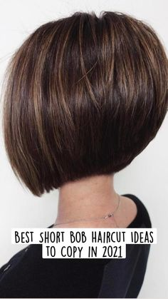 Angled Bob Hairstyles, Bob Hairstyles For Fine Hair, Short Bob Haircuts, Latest Hairstyles, Hairstyles Haircuts, Stacked Haircuts, Short Womens Hairstyles, Chin Length Hairstyles, Graduated Bob Hairstyles