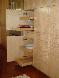 Tiger Maple Kitchen