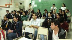 BELLA VISTA: Charla de Violencia de Género y Femicidios a alumnos terciarios #VamosParaAdelante
