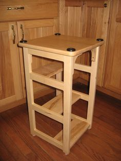 Check out this cool step stool!