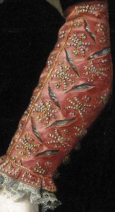 painted embellishment details