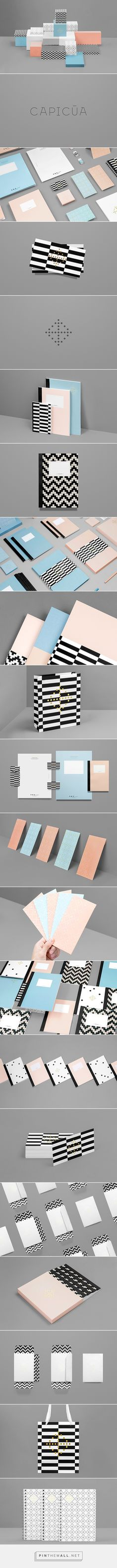 Capicúa on Behance by another one of the teams favorite packaging branding designers Anagrama curated by Packaging Diva PD although I have to admit this one hurts my eyes a little : )