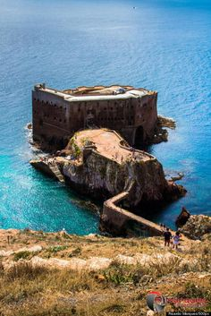 You Can Sleep In An Abandoned Ocean Fortress On The Island Of Berlenga Grande