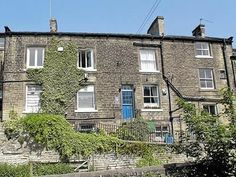 Nora Batty's house in Holmfirth- Last of the Summer Wine. I so want to stay here some day!