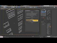 Free Maxscript - Make Blinds | DigitalxModels.com