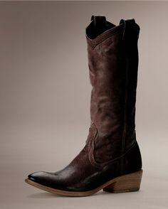 Frye Women's Carson Pull On Boot - Dark Brown
