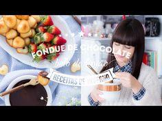 FONDUE DE CHOCOLATE COM BOLO DE LIMÃO | I Could Kill For Dessert 101 #ICKFD Dani Noce - YouTube