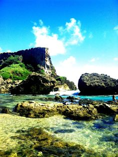 Forbidden Island, Saipan