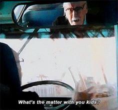 (1/2) Stan Lee's cameo in Avengers: Infinity War