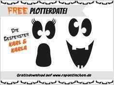 Mittwochs mag ich... {schnelle Halloween-Kostüme mit Gratis Plotterdatei} | Nähblog von Rapantinchen - Schnittmuster für Anfänger