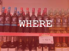 Do you want to know where you can buy Beso de Vino?