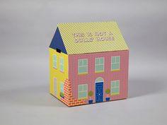 """""""Casa de bonecas moderna"""""""