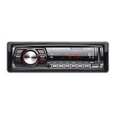 Car Radio Aux Receiver USB SD with Remote Control