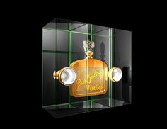 Russian car maker Russo-Baltique has released a bottle of vodka worth 1.3 million!