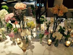Flower inspiration at Bluebird Chelsea