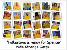 The final photo to get the votes to win the chance for Spencer Tunick to come to Folkestone