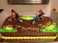 motorcycle cakes for kids - Google Search