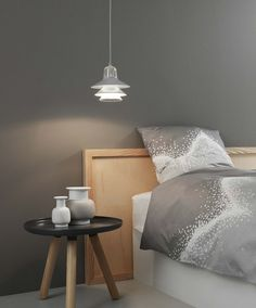 Decospot | Bedroom | Normann Copenhagen Ikono Lamp. Available at decospot.be webshop.