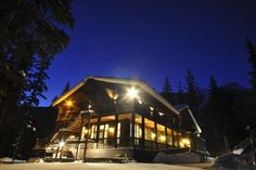 Emerald Lake Lodge in Yoho National Park maintains a semblance of isolation and the elegance of simplicity, despite being just a short drive away from the nearest village. Yoho National Park, National Parks, Emerald Lake, Canadian Rockies, Banff, Lodges, Wilderness, Cabin, Explore