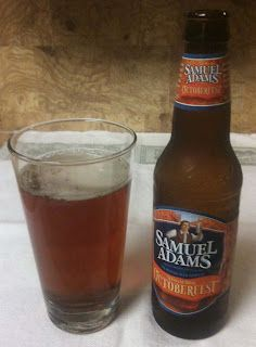 Samuel Adams Octoberfest from The Boston Beer Company