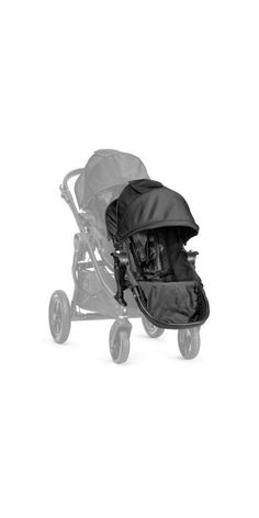 With a few simple clicks, the Baby Jogger City Select® Second Seat Kit turns your City Select&