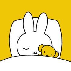Sleep tight, Miffy