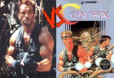 Arnold vs Contra