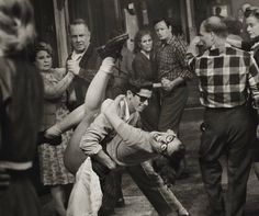 Swing dancing. http://www.dazeddigital.com/music/article/14076/1/get-your-rocks-off-with-primal-scream