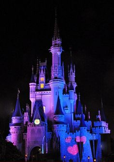 A Disney World Proposal. May be too kiddish, but i think it would be fun!!
